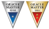ORACLE MASTER Gold and Silver